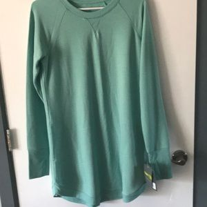 BRAND NEW WITH TAGS- Soft Long sweatshirt